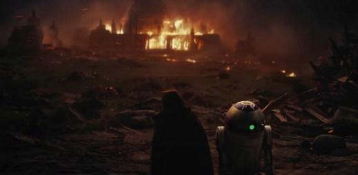 """První trailer k filmu """"Star Wars: Poslední z Jediů"""" je konečně tady!"""