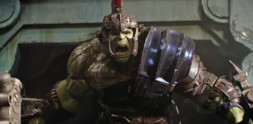 """V novém filmu Marvelu """"Thor: Ragnarok"""" se schyluje k velkému boji s Hulkem"""