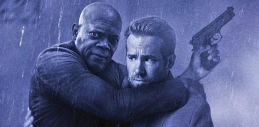 """Trailer k filmu """"Zabiják & bodyguard"""": Nejlepší bodyguard musí chránit nájemného vraha"""