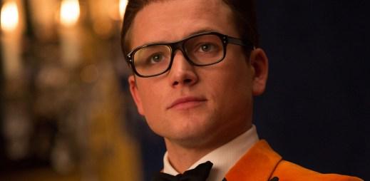 """Trailer: V novém filmu """"Kingsman: Zlatý kruh"""" se opět předvede sexy sympaťák Taron Egerton"""