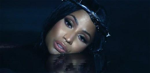 """Nicki Minaj potvrzuje novým klipem """"Regret In Your Tears"""" rozchod se svým partnerem"""