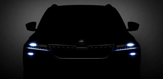 Nová Škoda Karoq: Neřekli byste, že to je auto od Škodovky! Podívejte se na první fotografie interiéru