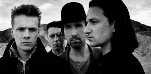 3 nejlepší singly z alba The Joshua Tree, které vyneslo skupinu U2 mezi superhvězdy