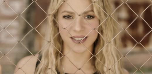 """Kolumbijská zpěvačka Shakira překvapila fanoušky příjemným klipem """"Me Enamoré"""""""