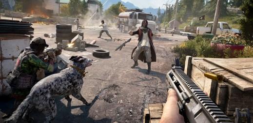 """Trailer ke hře """"Far Cry 5"""": Kdy, kde a jak to uděláte, záleží na vás"""