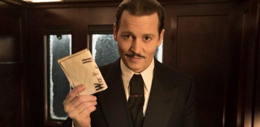 """První český trailer: """"Vražda v Orient expresu"""" podle nejznámějšího příběhu s detektivem Hercule Poirotem"""