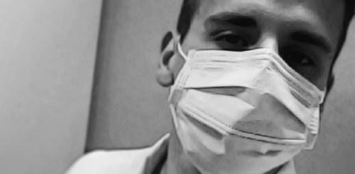 Kluk z Instagramu: 9 sexy fotek mladého zdravotníka Vladimíra