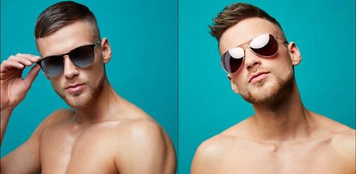 4 modely slunečních brýlí s moderním zpracováním značky New Yorker