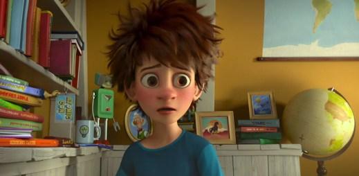 """Trailer """"Maxinožka"""": Animovaný film o malém Adamovi, který hledá svého otce"""