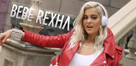 """Bebe Rexha vám v novém klipu """"The Way I Are"""" ukáže, jak se cítit sexy"""