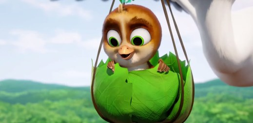"""Trailer k animovanému filmu """"Letíme"""": Cesta do Afriky, která vás rozpláče"""