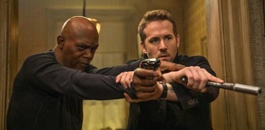 """Druhý trailer """"Zabiják & bodyguard"""": Oba musí spolupracovat, ale až moc si lezou na nervy"""