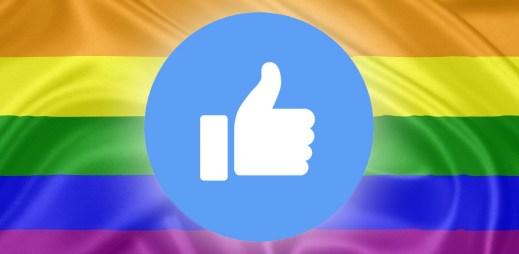 Už máte u příspěvků na Facebooku duhovou LGBT vlajku? Mark Zuckerberg tím opět podpořil práva gayů!