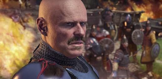 """Nový trailer k RPG hře """"Kingdom Come: Deliverance"""" z období husitských válek na českém území"""
