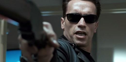 """Nový trailer: """"Terminátor 2: Den zúčtování 3D"""". Arnold se vrací v digitálně upravené verzi!"""