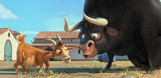 """Trailer """"Ferdinand"""": Animovaný film o velkém býku s velkým srdcem"""