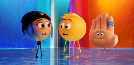 """Nový trailer: """"Emoji ve filmu"""". Podaří se zachránit svět smajlíků?"""