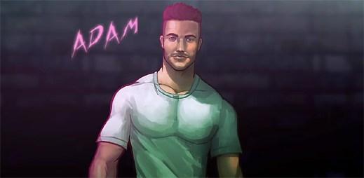 """Zahrajte si gay horovou únikovou hru """"Let's MEAT Adam"""" s pěkně žhavými scénami"""