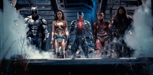"""Trailer k filmu """"Liga spravedlnosti"""": 5 super hrdinů bude společně bojovat proti zlu"""