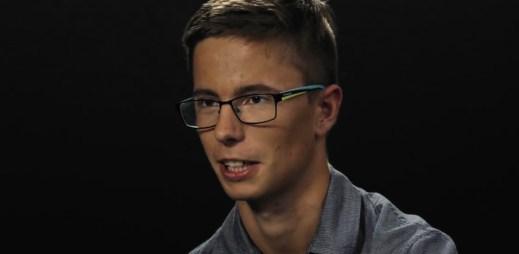 """Uff, to je zase síla! 16letý Tomáš Michalko je proti gayům: """"Máte registrované partnerství, tak co víc byste chtěli?"""""""