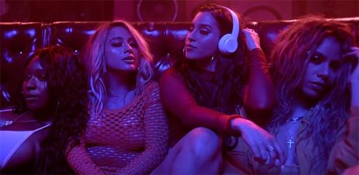 """Holky z Fifth Harmony lákají kluky do svých spárů v klipu """"He Like That"""""""