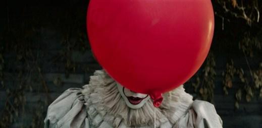 """Film o filmu: """"TO"""". Nebojíte se klaunů? Brzy budete!"""