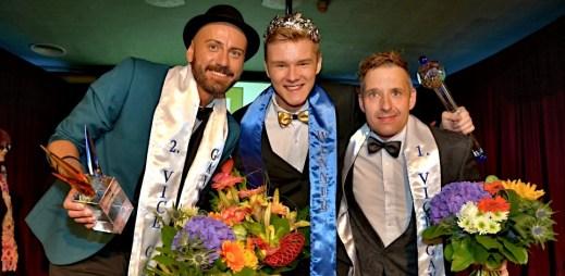 Gayman 2017 zná vítěze! Nejhezčí je Slovák Lukáš Grečko