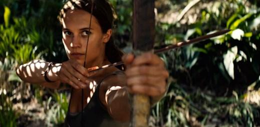 "Trailer k filmu ""Tomb Raider"": Nový film podle úspěšné herní série"