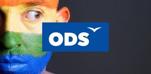 """Koho volit? ODS: """"Na sňatky gayů a adopci dětí homosexuálními páry nemáme jednotný názor"""""""