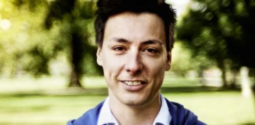 Je Matěj Stropnický ze strany Zelených gay? Ozval se jeho údajný přítel