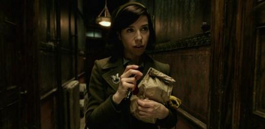 """Nový trailer: """"Tvář vody"""". Co odhalí tajný americký experiment?"""