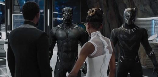 """Nový trailer """"Black Panther"""": Viděl jsem mimozemšťany útočit z nebes, ale nikdy jsem neviděl nic jako je tohle"""