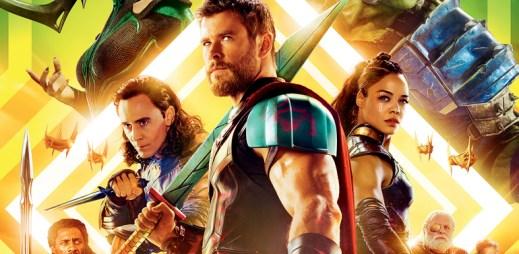 """Soutěž: 10 vstupenek na """"Thor: Ragnarok"""" ve 4DX nebo v jakémkoliv kině Cinema City"""