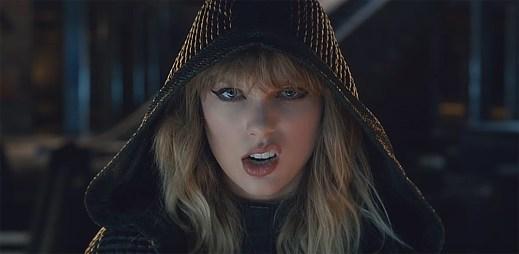 """Taylor Swift bojuje se svým mediálním vyobrazením v klipu """"Ready For It"""""""