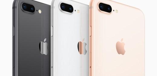 Apple iPhone X versus iPhone 8 Plus: 7 důvodů, proč je pro vás model Plus lepší volba