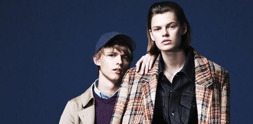 11 fotek nejnovější kampaně ve svěžích barvách značky Zara