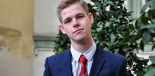 """František Kopřiva z Pirátské strany: """"Je načase začít řešit zrovnoprávnění manželství pro všechny bez rozdílu"""""""