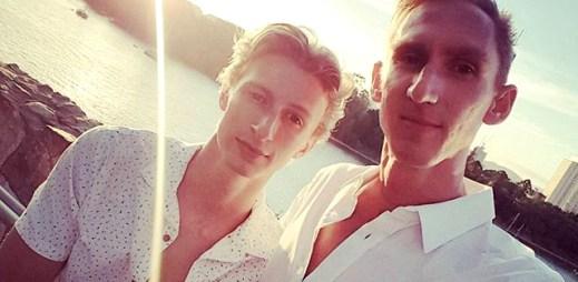 Austrálie: První homosexuální pár uzavřel manželství