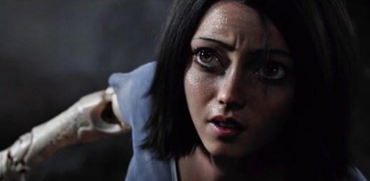 "Nový trailer k filmu ""Alita: Bojový anděl"" od Roberta Rodrigueze a Jamese Camerona"