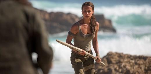"""Trailer k filmu """"Tomb Raider"""": Podaří se Laře Croft překonat své vlastní limity?"""