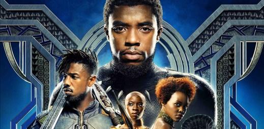 """Soutěž: 10 vstupenek na film """"Black Panther"""" ve 4DX nebo v jakémkoliv kině Cinema City"""