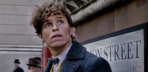 """Nový trailer: """"Fantastická zvířata: Grindelwaldovy zločiny"""" od J. K. Rowlingové"""