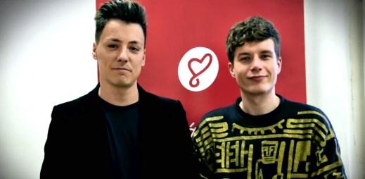 Matěj Stropnický a Dan Krejčík podpořili petici Jsme fér