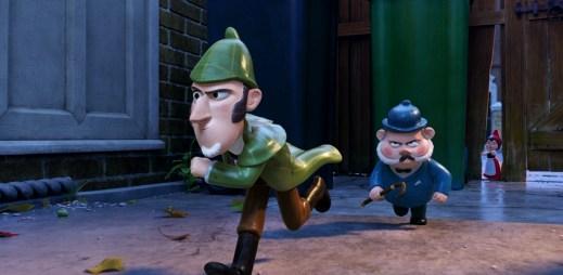 """Trailer k filmu """"Sherlock Koumes"""": Malý detektiv, velké dobrodružství"""