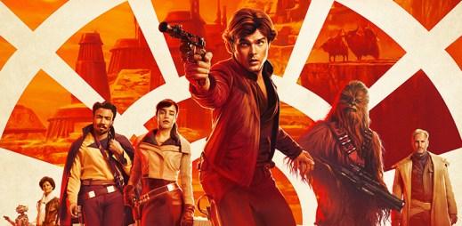 """Nový trailer k filmu """"Solo: Star Wars Story"""": Na této cestě se zrodí jeden z nejnepravděpodobnějších hrdinů ságy Star Wars"""