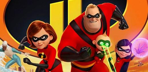 "Nový trailer k filmu ""Úžasňákovi 2"": Užijte si nebývalá dobrodružství malého Jack-Jacka!"