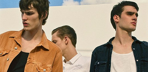 7 fotek skvělé džínoviny v neobvyklých barvách nové kolekce značky Zara