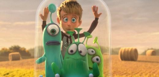 """Nový trailer k filmu """"Příšerky z vesmíru"""": Mimozemšťané skutečně existují!"""