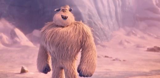 """Nový trailer k filmu """"Yeti: Ledové dobrodružství"""": Migo je přesvědčený, že lidé opravdu existují!"""