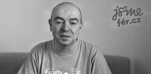 """Vyučující z ČVUT podporuje manželství pro gaye a lesby. Říká: """"Chci mít stejná práva jako všichni ostatní"""""""
